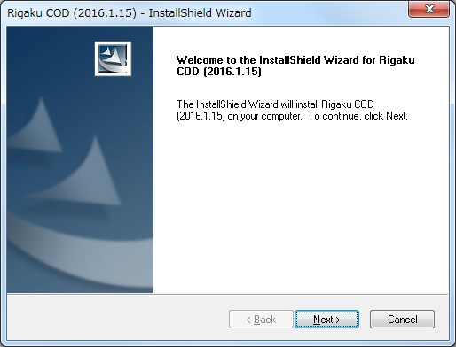 How to install COD for PDXL