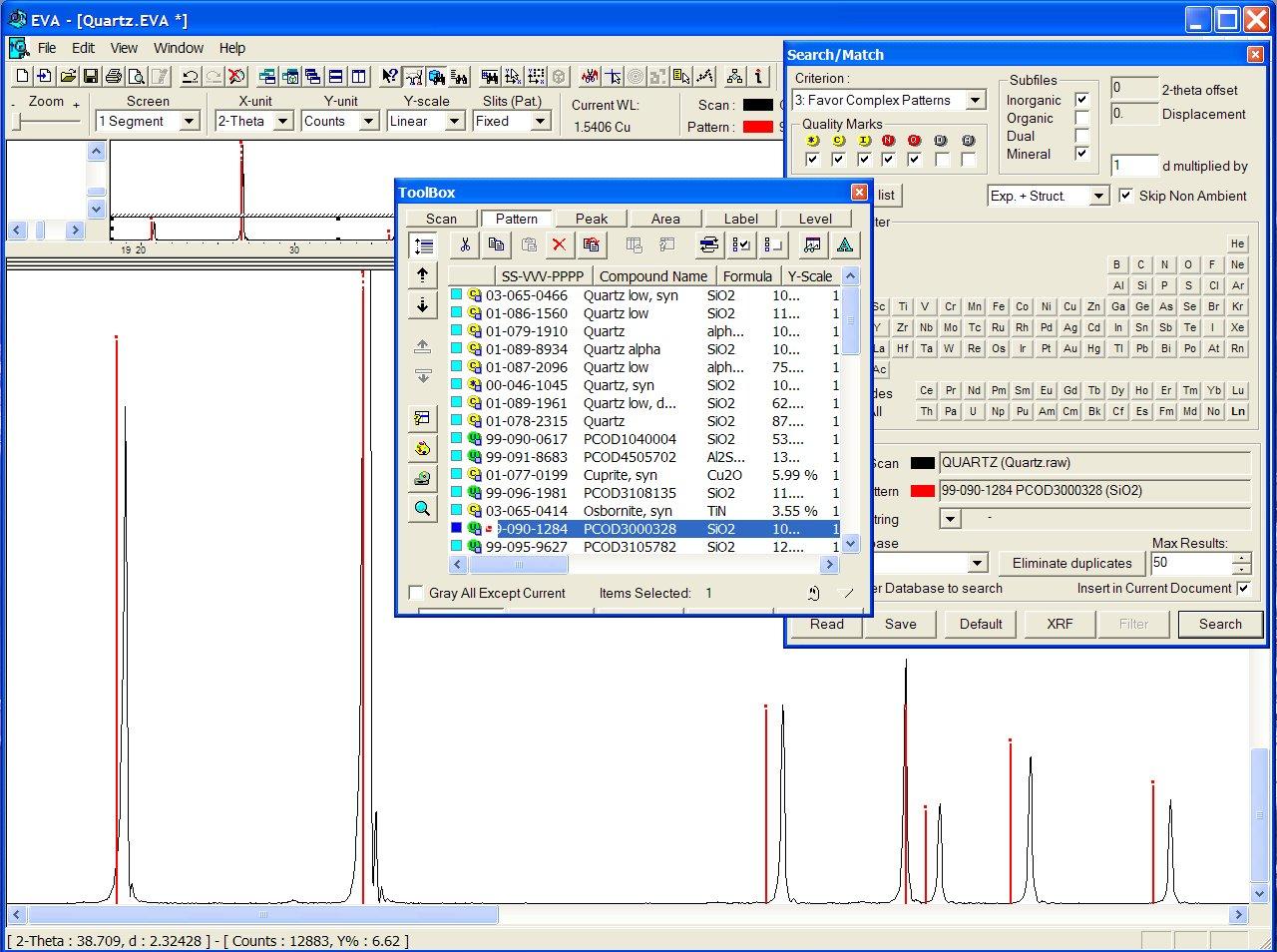 Installing the P2D2-1 in EVA